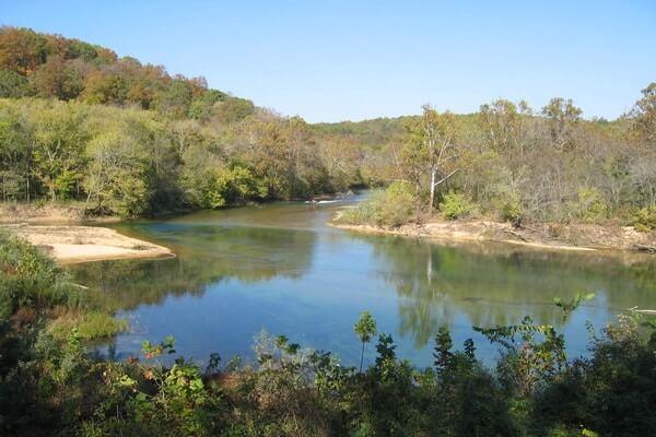 Ozark National Scenic Riverways,