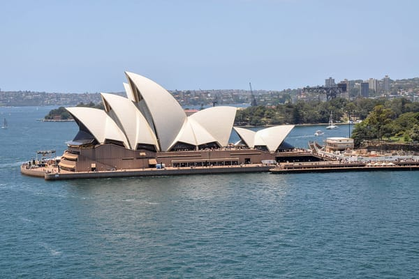 Sydney Opera House, best places to visit in Australia