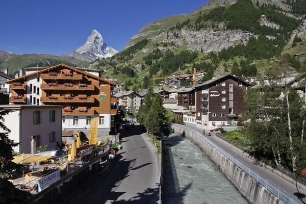 Zermatt, places to visit in Switzerland