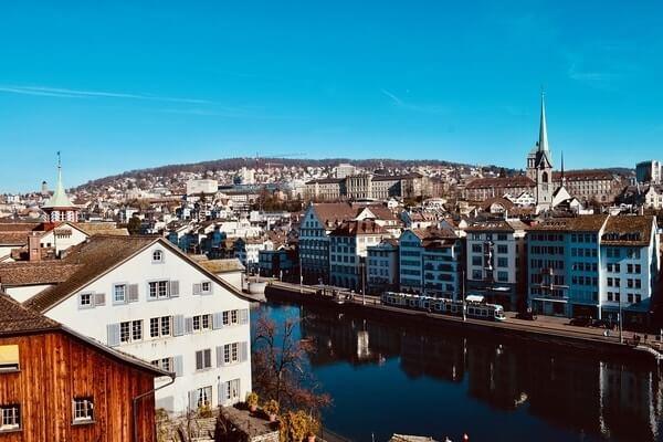 Zurich, Switzerland tourist attraction