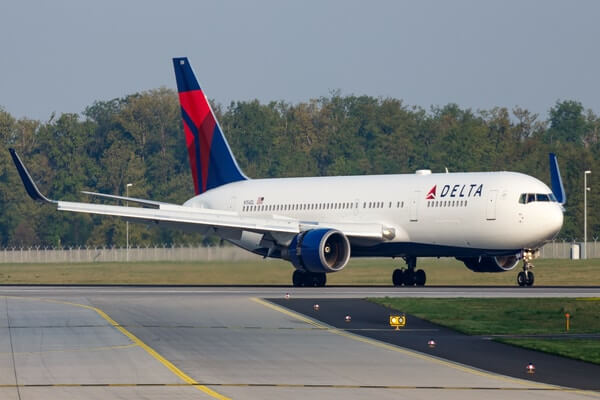 Delta Airlines, military discount flights