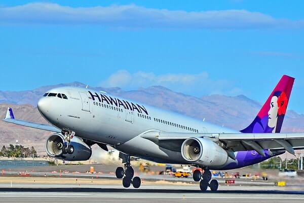 Hawaiian Airline, military discount flights