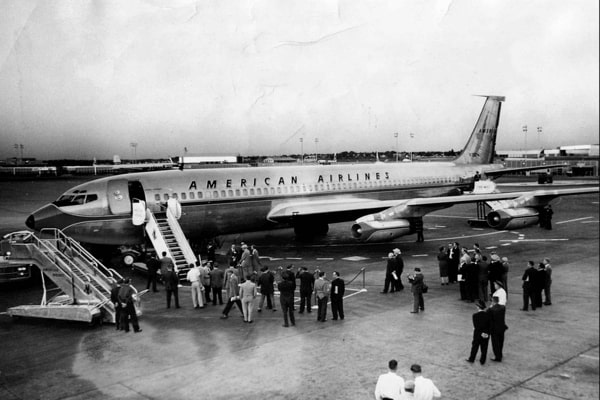 History of American Airlines