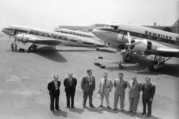 History of Hawaiian airlines