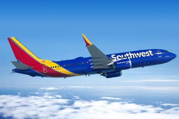 Southwest airlines, military discount flights