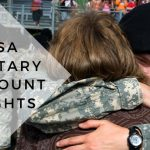 USA Military Discount Flights