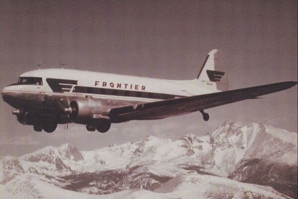 history of Frontier Airlines