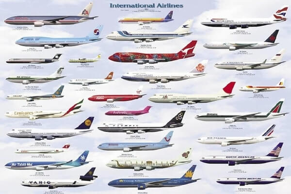 International Flights, Cheapest days to fly