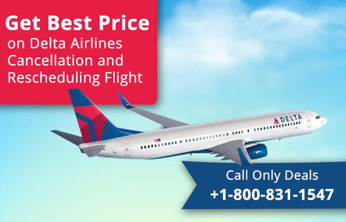 Delta Air Lines Cancellation