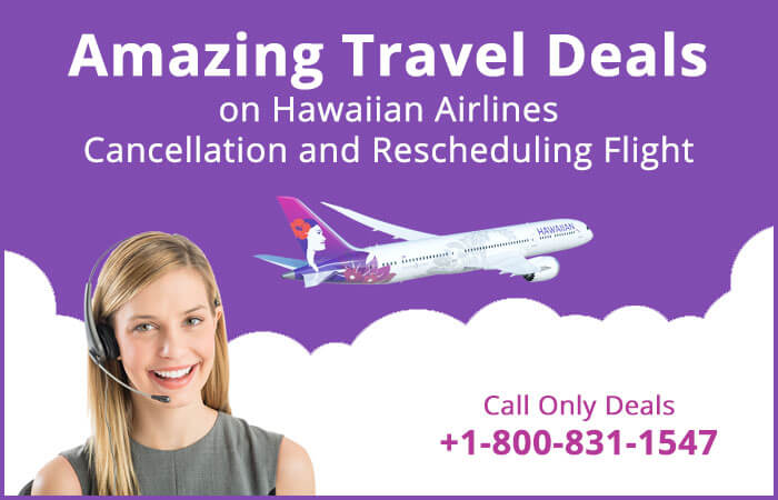 Hawaiian Airlines Cancellation and Refund Policy