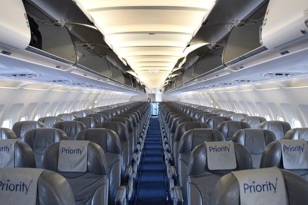 Priority Fare class of Interjet Airlines
