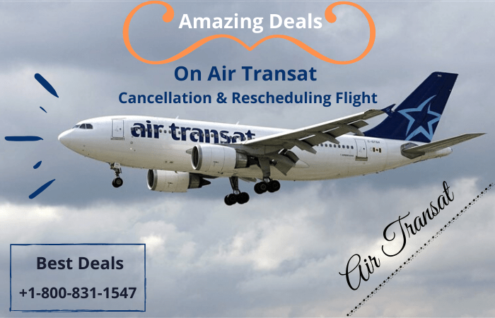 Air Transat Cancellation