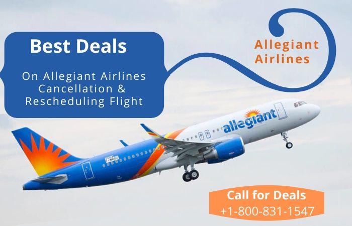 Allegiant Airlines Cancellation