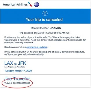 American-Airlines-cancellation-via-email-1