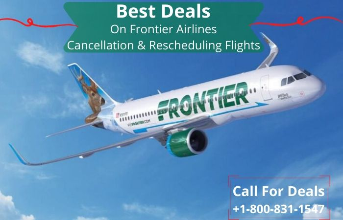 Cancel A Frontier Airlines Flight