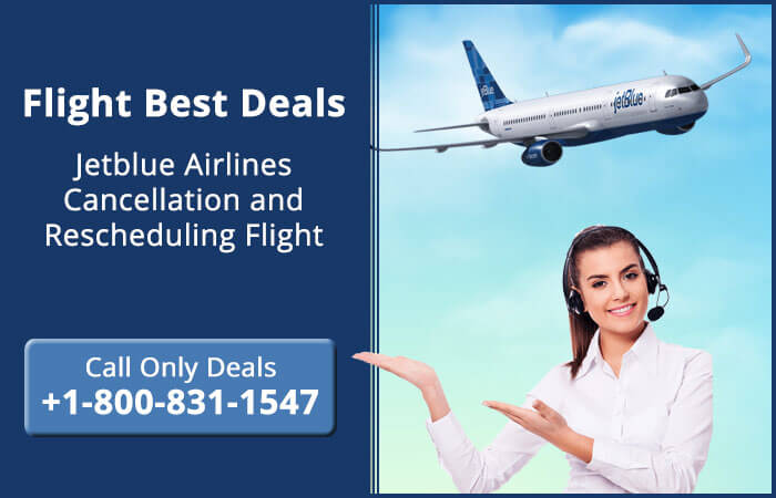 JetBlue Airlines Cancellation and Refund Policy