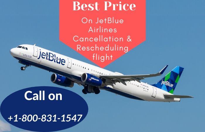 JetBlue Airlines Cancellation