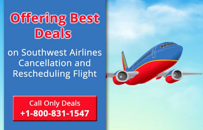 Southwest Airlines Cancellation and Refund Policy