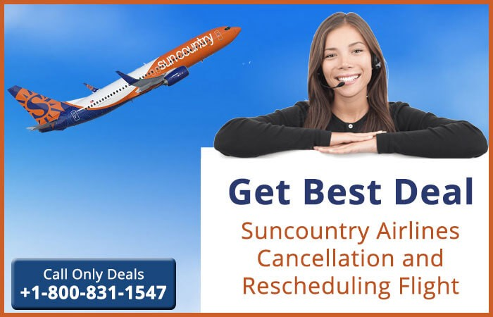 Sun Country Airlines Cancellation & Refund Policy