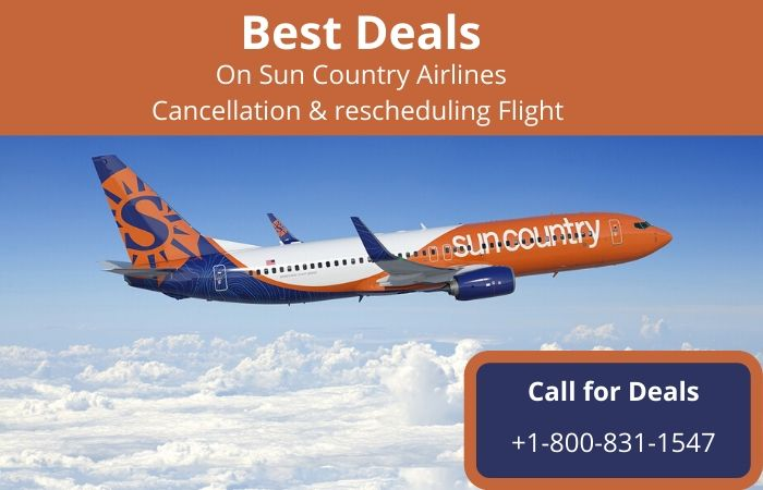 Sun Country Airlines Cancellation