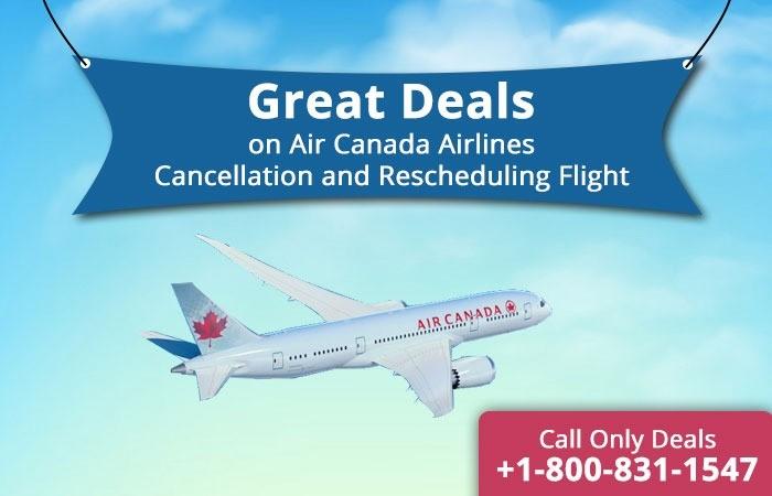 Air Canada Cancellation