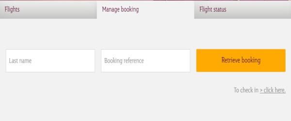 manage booking qatar airways, Qatar airways manage booking