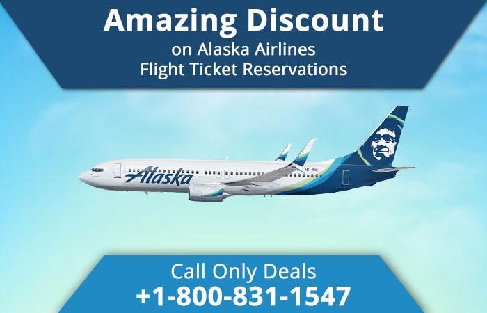 Alaska Airlines Flights Reservations