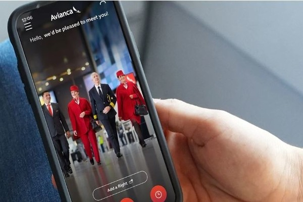 Avianca mobile app, avianca airlines check-in
