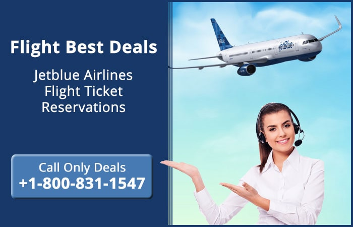 JetBlue Airlines Reservation