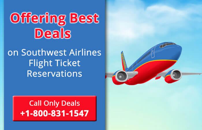 Southwest Airlines Flight Reservation Online Ticket Booking Tips