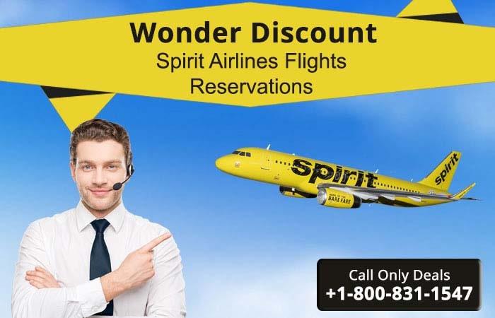 Spirit Airlines Flights Reservations