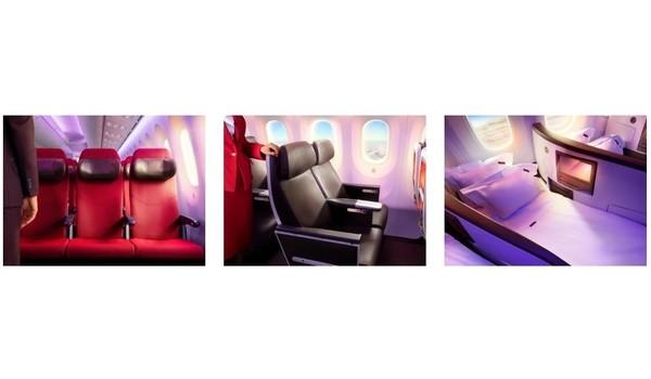 Virgin Atlantic Airways's cabin, Virgin Atlantic airways manage booking