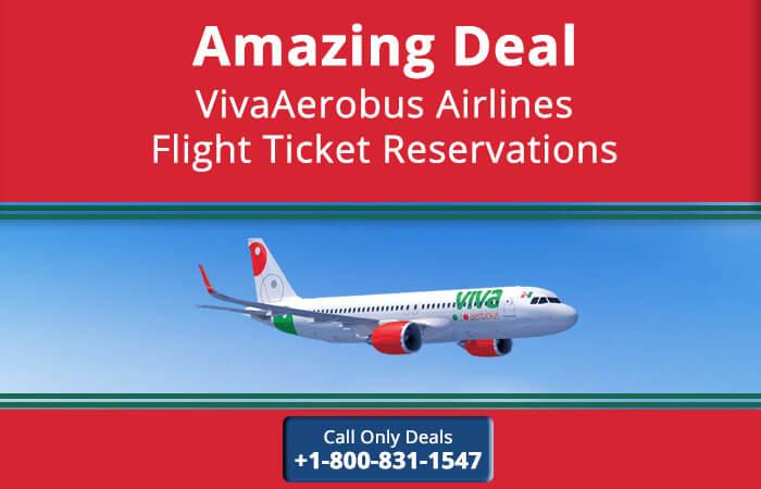 VivaAerobus Flights Reservations