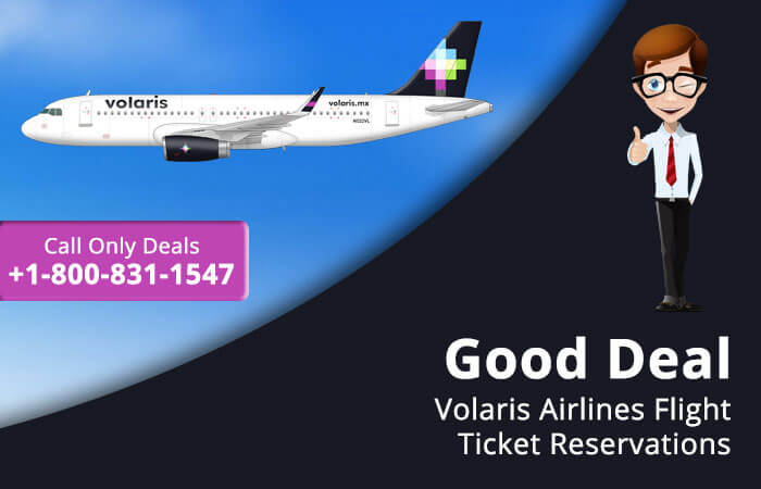 Volaris Airlines Reservations