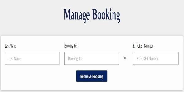 kUWAIT airways manage booking