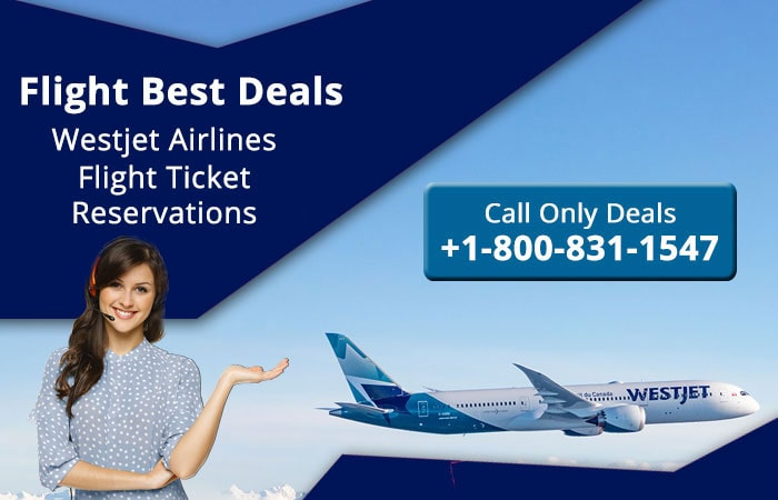 WestJet Airlines Flights Reservations