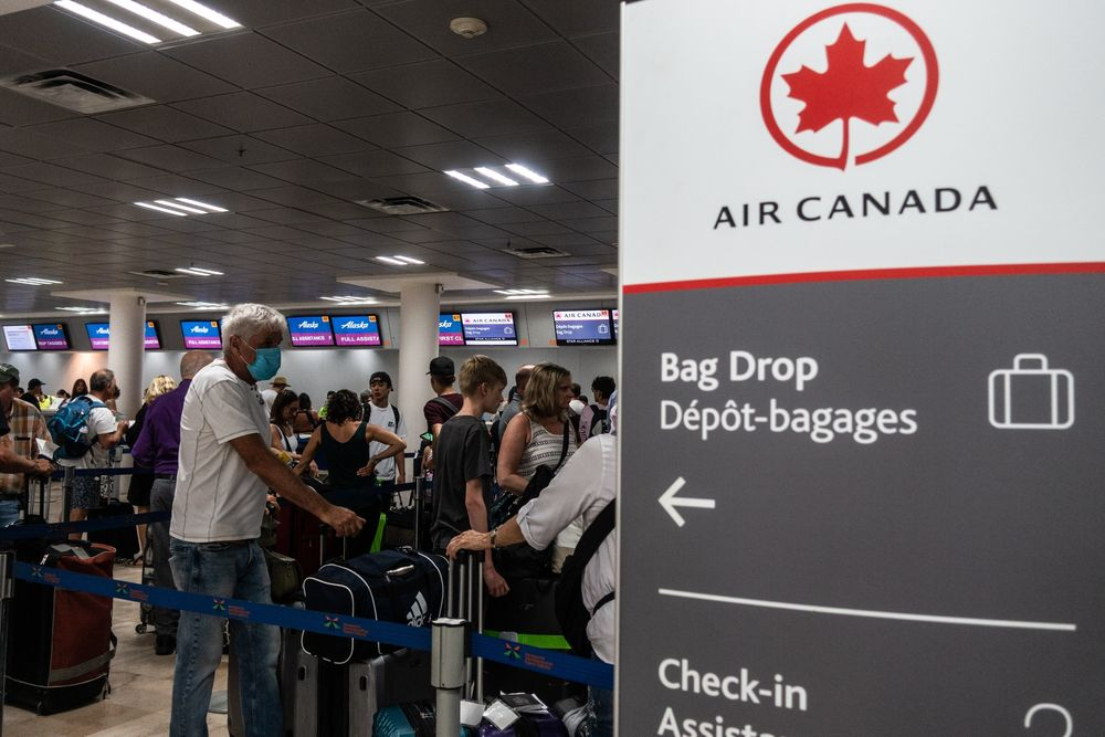 Air Canada Cancellation Policy