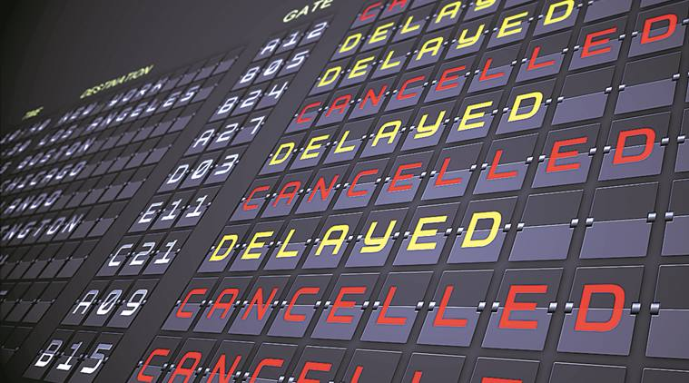 Refund For a Cancelled Flight