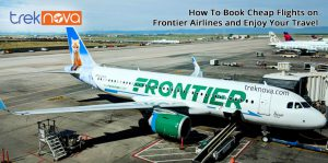 How To Book Cheap Flights on Frontier Airlines and Enjoy Your Travel