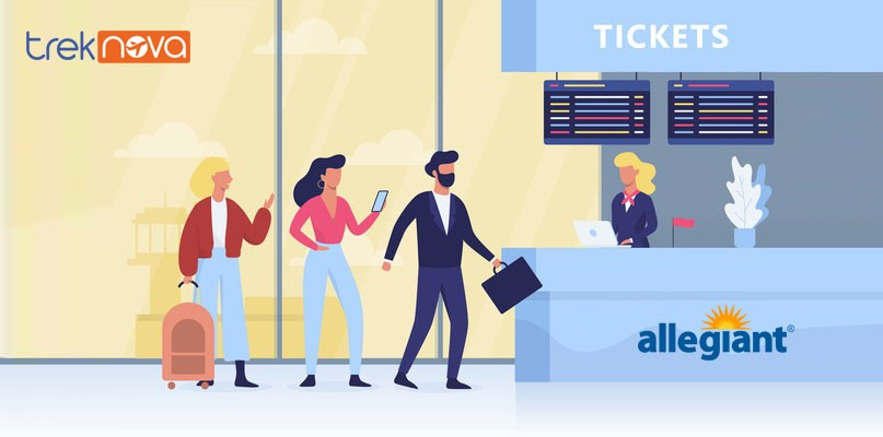 How to Book Group Travel Ticket for Allegiant Air