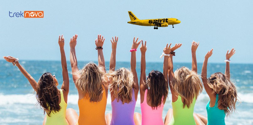 How to Book Group Travel Ticket for Spirit Airlines