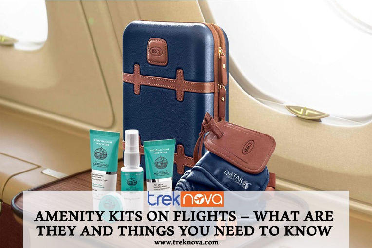 Amenity Kits on Flights – What are They and Things You Need to Know