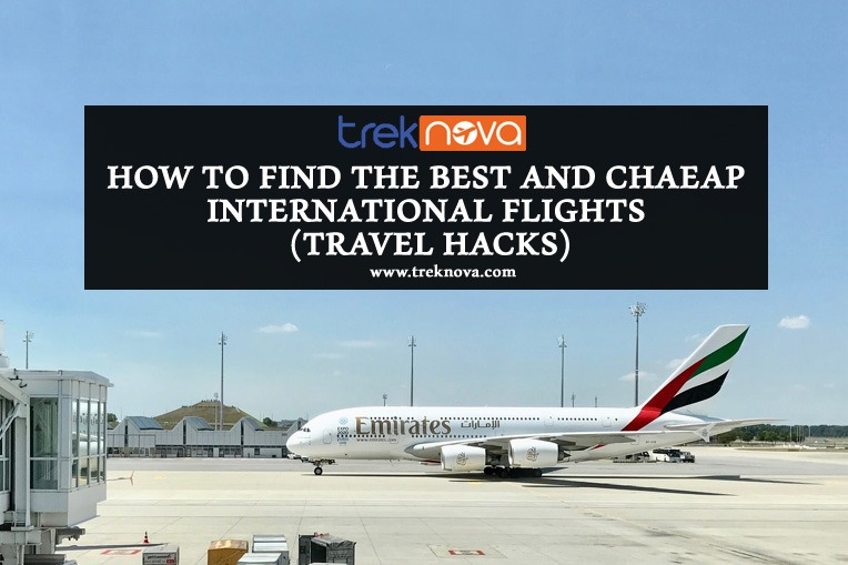 How to Find the Best and Cheap International Flights
