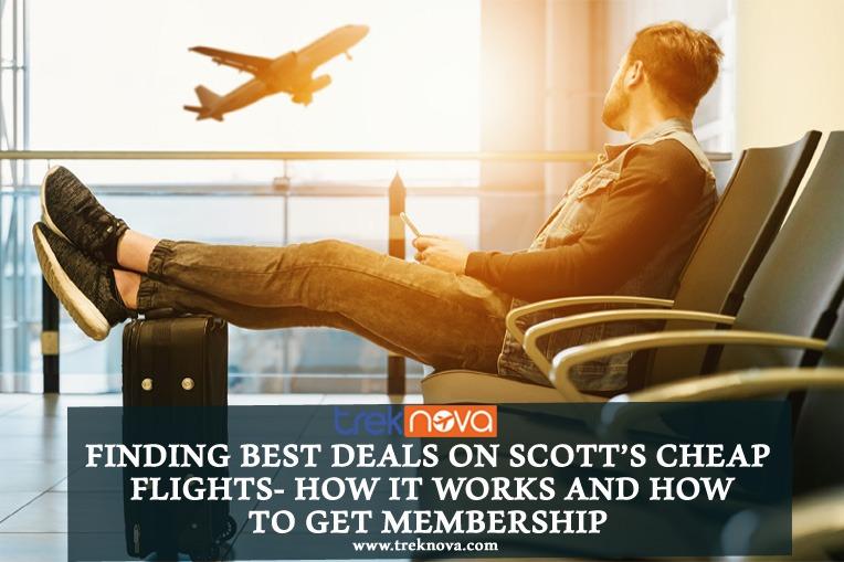 Finding Best Deals on Scotts Cheap Flights