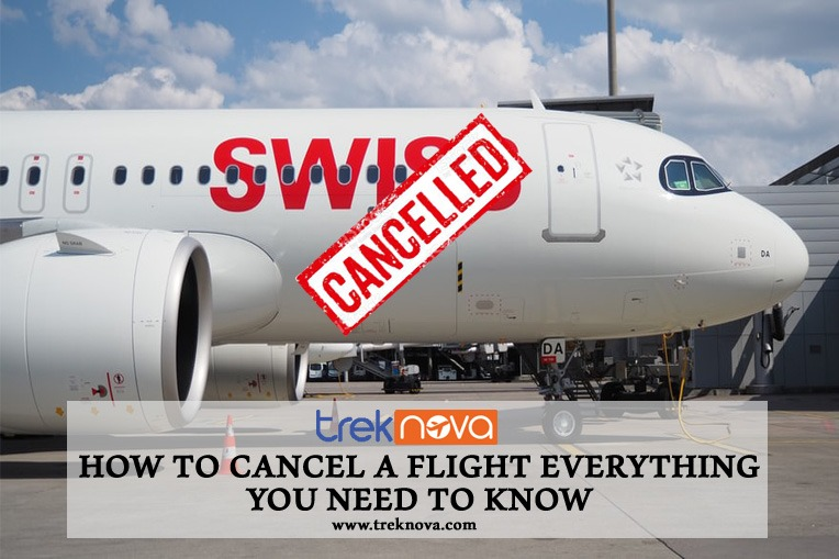 How to Cancel a Flight – Everything You Need to Know