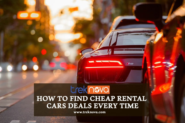 How to Find Cheap Rental Cars Deals Every Time