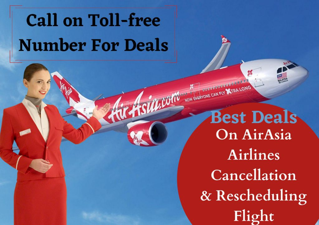 AirAsia Airlines Cancellation, Changes & Refund Policy